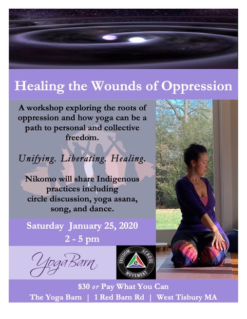 Healing the Wounds of Oppression