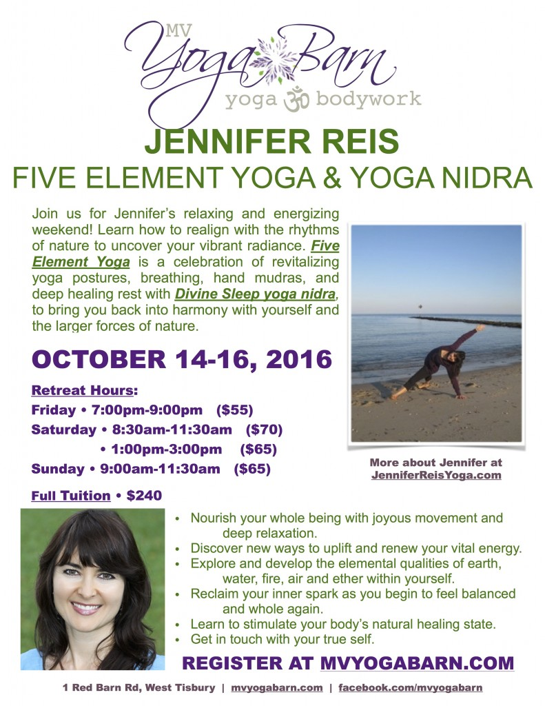 Past Events | The Yoga Barn